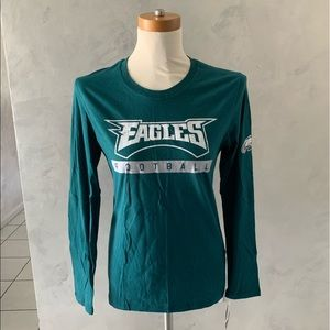 Philadelphia Eagles Football Long Sleeve Tee